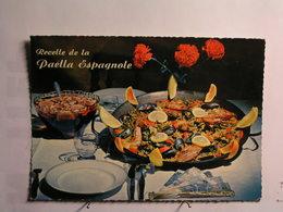 Recettes (cuisine) - La Paella Espagnole - Recettes (cuisine)