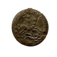 Petite Monnaie Ou Jeton A étudier  0,gr80   19 A 20mm Petite Cassure De Coin - Errors & Oddities