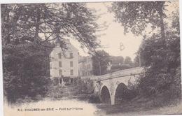 CHAUMES EN BRIE Pont Sur L'YERES - France