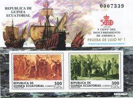 GUINEA   Prueba De Lujo  Nº 1 - 682 - Guinea Spagnola
