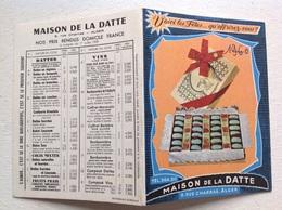 Alger Maison De La Datte - Calendriers