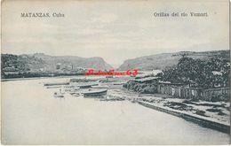 Matanzas , Cuba - Orillas Del Rio Yumuri - Cuba