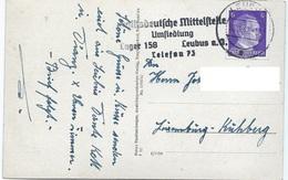 Leubus An Der Oder (Lubiąż / Niederschlesien / Polen) - Volksdeutsche Mittelstelle Umsiedlung - Lager  158 (30-11-1942) - 1940-1944 Deutsche Besatzung