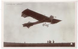 L' Aeroplane Latham En Plein Vol - ....-1914: Precursores
