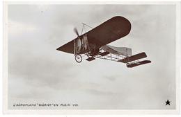 L' Aeroplane Blériot En Plein Vol - ....-1914: Precursores
