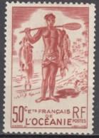 N° 185 - X X - ( C 1910 ) - Océanie (Établissement De L') (1892-1958)