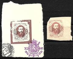 269 -  BELGIUM - BELGIQUE - 1180-90 - TRIALS, PROOFS - TO CHECK - Stamps