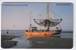TK 23647 GERMANY - Chip O043 01.94 6500ex.Deutschland 50 Jahre MINT! - Allemagne