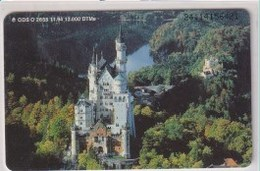 TK 23653 GERMANY - Chip O2655 11.94 13000ex.Deutschland 50 Jahre MINT! - Allemagne