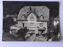 CP - Environ D' AIX Les BAINS - HOTEL BELLEVUE - Aix Les Bains