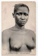 A NIORO * SOUDAN * UNE JOLIE CAPTIVE - Sudan