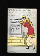 C.P.A. AVEC DEPLIANT DE CORBEIL 91 - Corbeil Essonnes