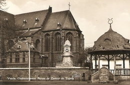 Veerle : Grafmonument Baron De Zerezo De Tejada ( Kiosk ) - Laakdal