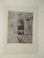 Avionique Précurseur - Simulateur De Vol à Hélice - Coupure De Presse De 1920 - GPS/Radios