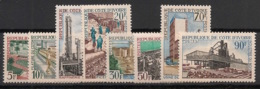 Cote D'Ivoire - 1968 - N°Yv. 269 à 276 - Industries - Neuf Luxe ** / MNH / Postfrisch - Ivory Coast (1960-...)