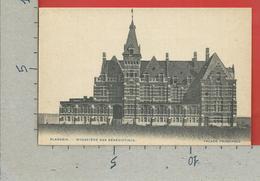 CARTOLINA NV BELGIO - BLANDAIN - Monastere Des Benedictines - Facade Principale - 9 X 14 - Tournai