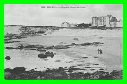 Beg Meil * La Plage De L'hotel Des Dunes  (scan Recto Et Verso ) - Beg Meil