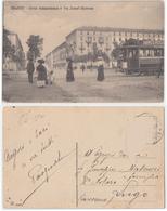 Milano - Corso Indipendenza E Via Castel Morrone, 1917 - Milano (Milan)