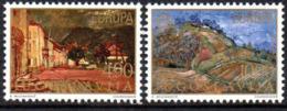 Timbres EUROPA CEPT YOUGOSLAVIE De 1977 N° Y&t 1573/1574 Neuf(s) ** Mnh LUXE - Europa-CEPT