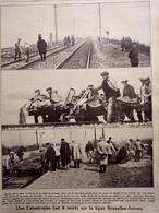 1935 Catastrophe Ferroviaire Ligne Bruxelles=Anvers - Le Manoir De Fernelmont - Hellade Les Hellènes - 1900 - 1949
