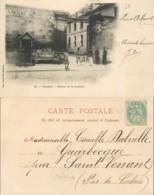 [500684]B/TB//-France  - Soissons, Entrée De La Caserne, Militaria, Casernes - Soissons