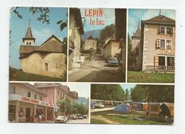 73 Savoie Lepin Le Lac Multi Vues Dont Libre Service  Tabac .. - Autres Communes