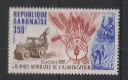 Gabon - 1981 - N°Yv. 478 - Alimentation - Neuf Luxe ** / MNH / Postfrisch - Gabon