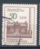 DDR Mi. 2995 Gest. Wasserwerk Berlin - Friedrichshagen - [6] République Démocratique
