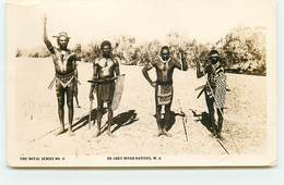 AUSTRALIE - De Grey River Natives W.A. - Aborigènes