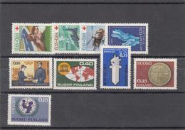 Finland 1966 - Full Year MNH ** - Ganze Jahrgänge