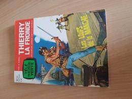 Télé Série Verte, Thierry La Fronde N° 24 - Petit Format