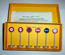 Dinky Toys - Panneaux De Signalisation N°40 - Atlas - Andere Sammlungen