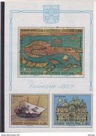 VATICAN 1972 VENISE Yvert BF 3 NEUF** MNH - Vatican