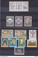 VATICAN 1974 Année Complète Yvert 569-581 + PA 59 NEUF** MNH - Vatican