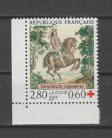 FRANCE / 1995 / Y&T N° 2946a ** : Tapisserie De Saumur (de Carnet) X 1 CdC Inf G - Unused Stamps