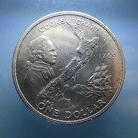 New Zealand 1 Dollar 1969 - Nuova Zelanda