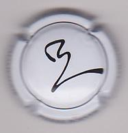 Capsule Champagne BOEVER Pierre ( 11 ; Blanc Et Noir ) {S15-20} - Non Classés