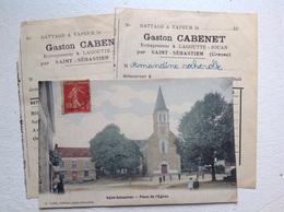 St.Sébastien - Autres Communes