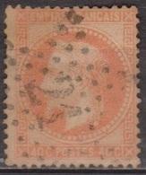 1868 - Empire Français - Napoléon III - FRANCE - Lauré - N° 31 - 1853-1860 Napoléon III