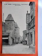 CPA (85) Les Sables D'Olonne. Vieilles Maisons.  Rue Du Centre.  (O.158) - Sables D'Olonne