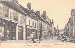 60 - RANTIGNY / LA GRANDE RUE - Rantigny