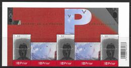 België/Belgique - 2006 - F3494/95xx - Postfris - Neuf - Persvrijheid - Liberté De La Presse. - Foglietti