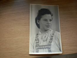 Girl Old Phot Postcards - Personnes Anonymes