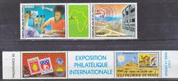 Mali 526A Philexafrique 1985 Et PA 453A Philexfrance 1982 Neuf ** TB MNH Sin Charnela - Mali (1959-...)