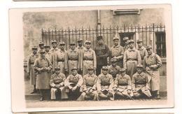 Militaires - Guerre 1914 / 1918 - Nancy - 26 Eme RI -  Carte Photo  - CPA° - Guerre 1914-18