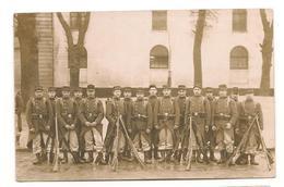 Militaires - Guerre 1914 / 1918 - Versailles - 146  Eme RI -  Carte Photo  - CPA° - Guerre 1914-18