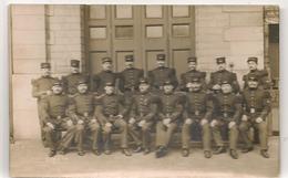 Militaires - Guerre 1914 / 1918 - Paris  -  Carte Photo  - CPA° - Guerre 1914-18