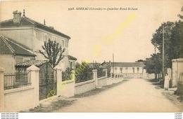 33. GORNAC .  Quartier Fond Saint-Jean . - Autres Communes