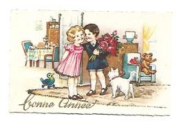 Carte Mignonnette - Bonne Année - Neujahr