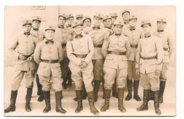 Militaires - Guerre 1914 / 1918 - 186 Eme  - Groupe De Soldats  -  Carte Photo  - CPA° - Guerre 1914-18